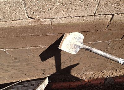 exterior foundation waterproofing