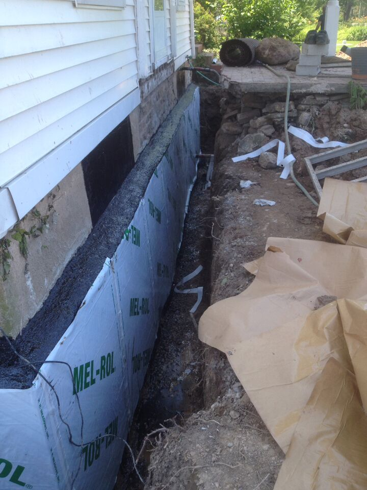 Stone Foundation Repair In Hamilton Amp Burlington On